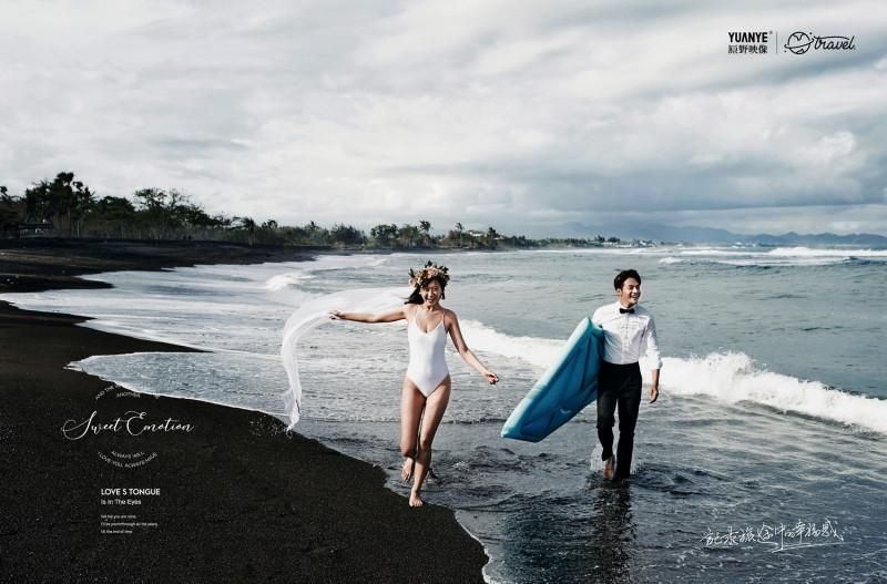 巴厘岛旅拍:达布屋的船帆