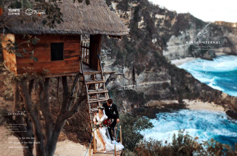 巴厘岛旅拍:树屋 · 蜜恋